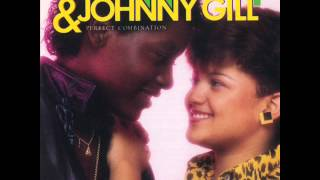 """Video thumbnail of """"Johnny Gill & Stacy Lattisaw  -  Where Do We Go From Here  12in Extended Version"""""""