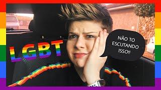 FRASES QUE TODO LGBT ESCUTA