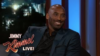 Kobe Bryant on Friendship with Michael Jordan & Magic Johnson - Video Youtube