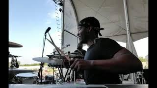 Joshua Reynolds on drums w/ Morgan Myles (Drum Cam)