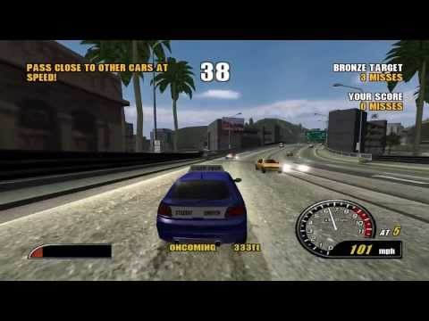Burnout 2 : Point of Impact GameCube