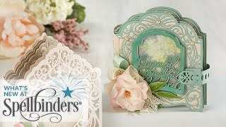 3D Vignette Mini Album Collection By Becca Feeken - Whats New At Spellbinders!