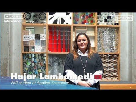 Master of Management - student story - Hajar Lamhamedi