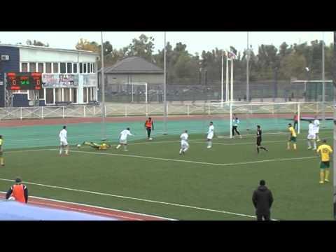 Afips-Drujba Maykop: 1-0