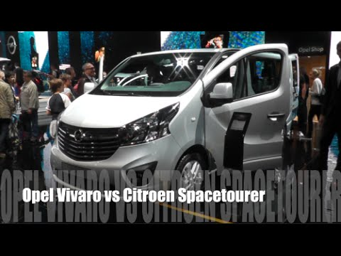 Citroen  Spacetourer  Минивен класса M - тест-драйв 4