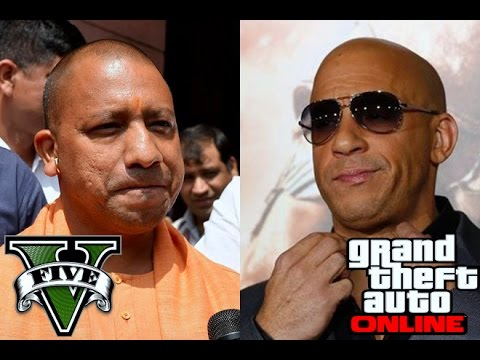 Yoginath And Vin Diesel , Trying The New Cars In GTA Online! XD (GTA Roleplay)