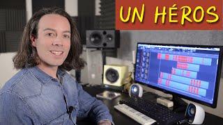 """En studio avec Dominique de Witte : """"UN HÉROS"""" #3"""