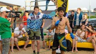 Brazilian MMA vs Russian KARATE