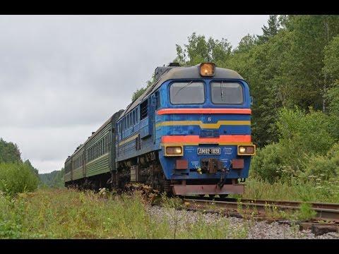 [Rtrainsim] Мультиплеер на пассажирском (Симулятор железной дороги)