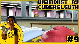 Digimon Story: Cyber Sleuth Ep 9: das me