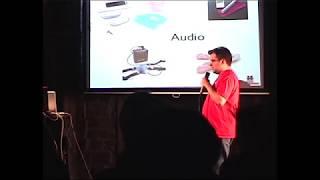 Buttpluggin' With QDot   QDot Speaks   Arse Elektronika 2007 Presentation