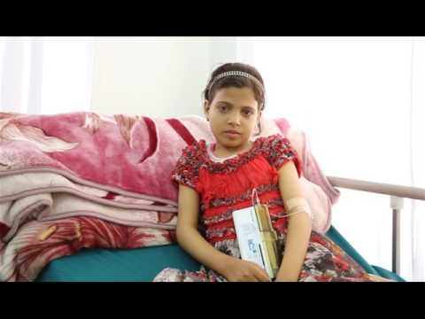 عدو ..في شرايين الحياة – إنتاج الجمعية اليمنية لمرضى  الثلاسيميا والدم الوراثي