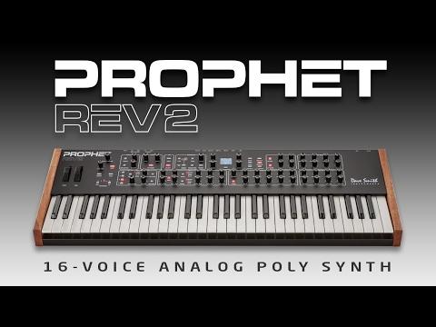 DAVE SMITH INSTRUMENTS Prophet REV2-8 Syntezátor