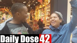 #DailyDose Ep.42 - I MET A SUBSCRIBER!!  #G1GB