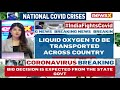 Liquid Oxygen To Be Transported Across India | Move Amid Oxygen Shortage | NewsX - Video