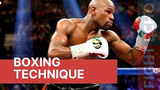 Boxing Technique: Mayweather's Pull Counter