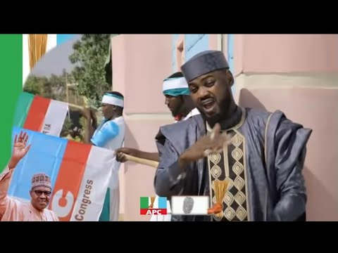 Download Adam A. Zango - Sai Baba Buhari (Official Video HD Mp4 3GP Video and MP3