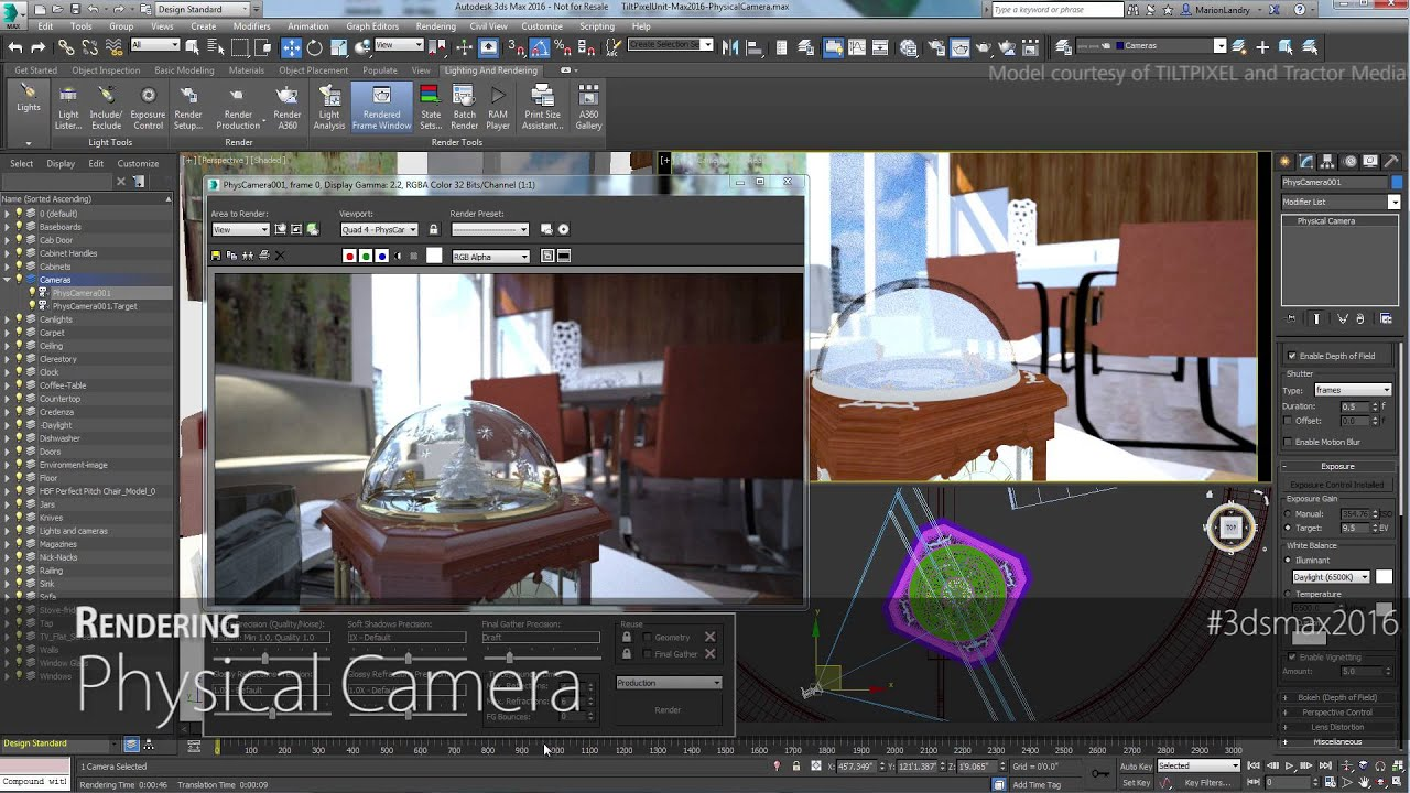 3ds Max 2016 - Overview