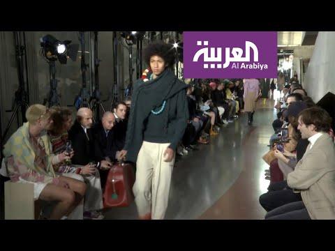 العرب اليوم - شاهد: عرض أزياء لنفين الرجالي لخريف وشتاء 2020 - 2021