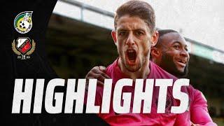HIGHLIGHTS | Dalmau schiet FC Utrecht naar overwinning