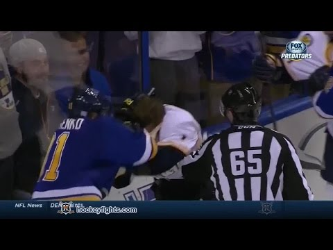 Vladimir Tarasenko vs. Ryan Ellis
