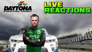 LIVE - NASCAR 2019 COKE ZERO SUGAR 400 REACTIONS - RACEVIEW - DAYTONA INTERNATIONAL SPEEDWAY