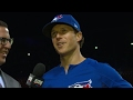 Coghlan on flip over Molina: I'm just glad I didn't break my neck