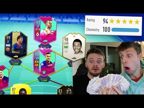 W2S Gets A 94 Rated Draft For The First Time Ever! - FIFA 19