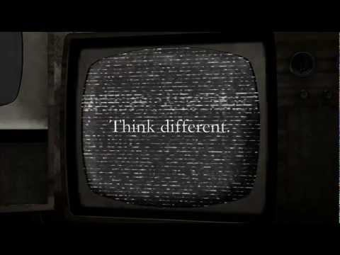Apple - Think different - Posters - Slideshow/Diahshow