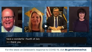 Delaware Governor John Carney Signs Vote by Mail Legislation for 2020 Elections