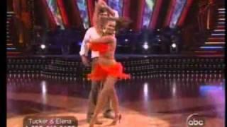 Tucker Carlson & Elena Grinenko - Cha-Cha-Cha