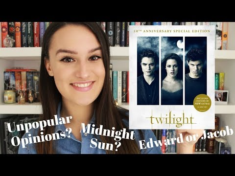 Let's Talk About Twilight + UNBOXING
