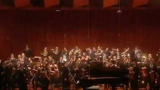 Aldo with Claudio Abbado – Prokofiev piano concerto No1