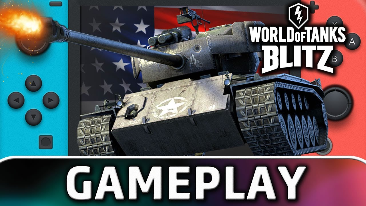 World of Tanks Blitz | Nintendo Switch Gameplay (Free-to-Play)