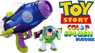 Aqua Blast Spaceship Color Changers Splash Buddies Buzz