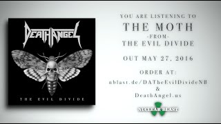 DEATH ANGEL - 'The Moth' (OFFICIAL TRACK)