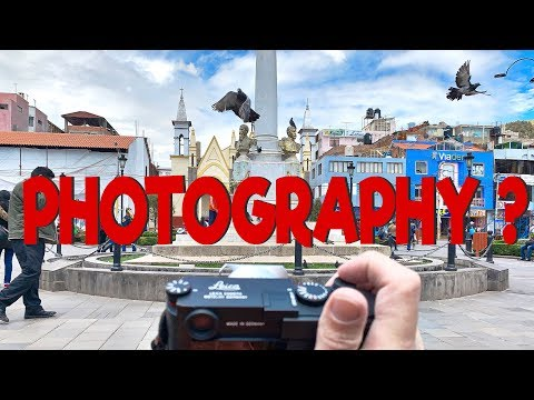 What is Photography, Really?
