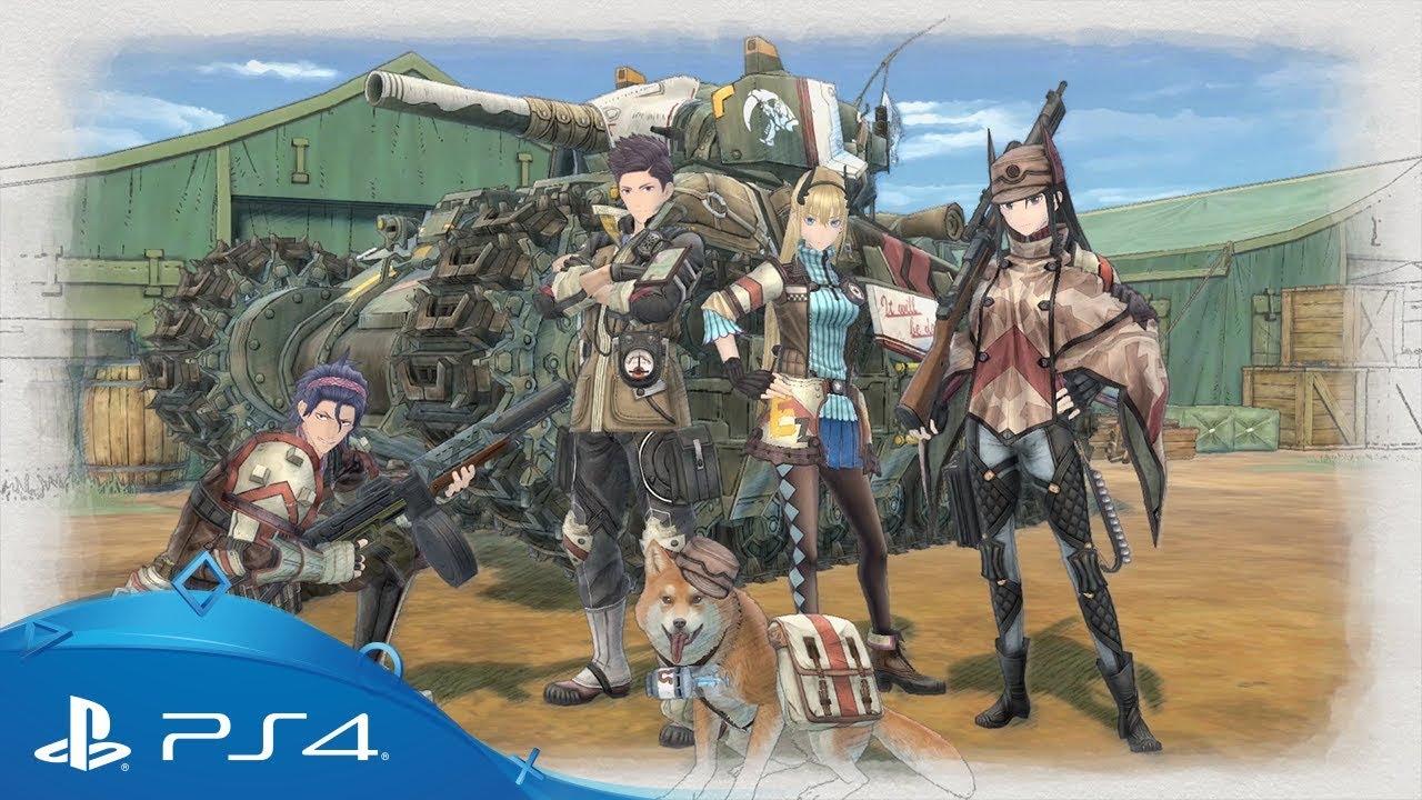 Valkyria Chronicles 4 è in arrivo su PS4 il prossimo anno