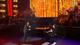 Yanni---With an orchid,live version