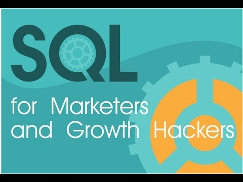 SQL Tutorial for Marketers