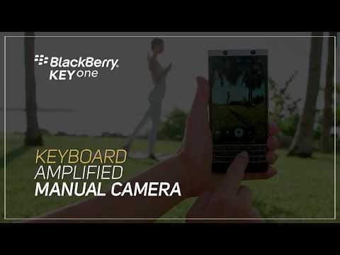 Un video ufficiale mostra l'uso della tastiera con la fotocamera di BlackBerry KEYone