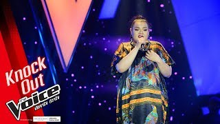 เอ็มมี่ - นานเท่าไหร่ก็รอ - Knock Out - The Voice Thailand 2018 - 28 Jan 2019