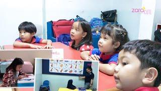 Ayo Semangat Belajar | Anak Rajin ke Sekolah | Zara Cute untuk Anak Indonesia | I Can Read