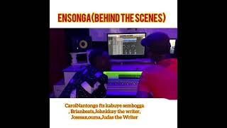Carol Nantongo Ft. Kabuye Semboga  Esonga(Studio Session)