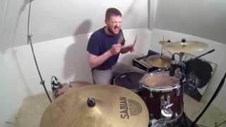 Arctic Monkeys - I Bet You Look Good On The Dance floor (Drum Cover)