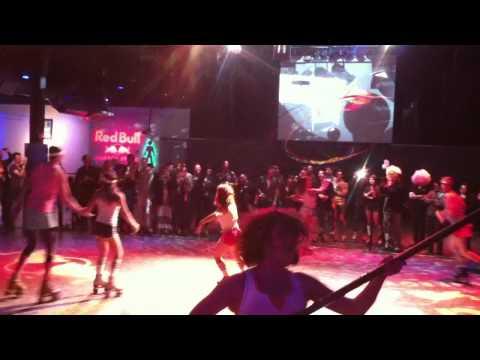 Red Bull Sinful Disco Ball '12 / Exdo Event Center - Denver, CO - LA Skate Crew