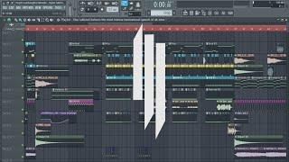 Skrillex & Rick Ross - Purple Lamborghini [Remake + Free FLP]