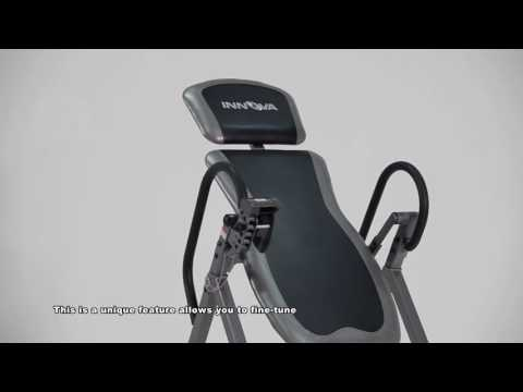 Innova Fitness ITX9600 Heavy Duty Deluxe Inversion Table