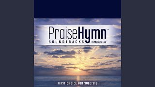 Where There Is Faith - Medium w/background vocals () (Performance Track)