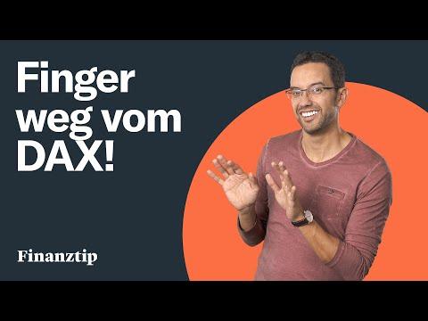 Warum Ihr nicht in den DAX investieren solltet